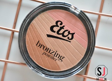 Etos bronzing powder