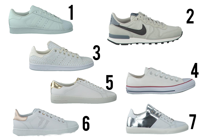 schoenen top 7 voor de zomer