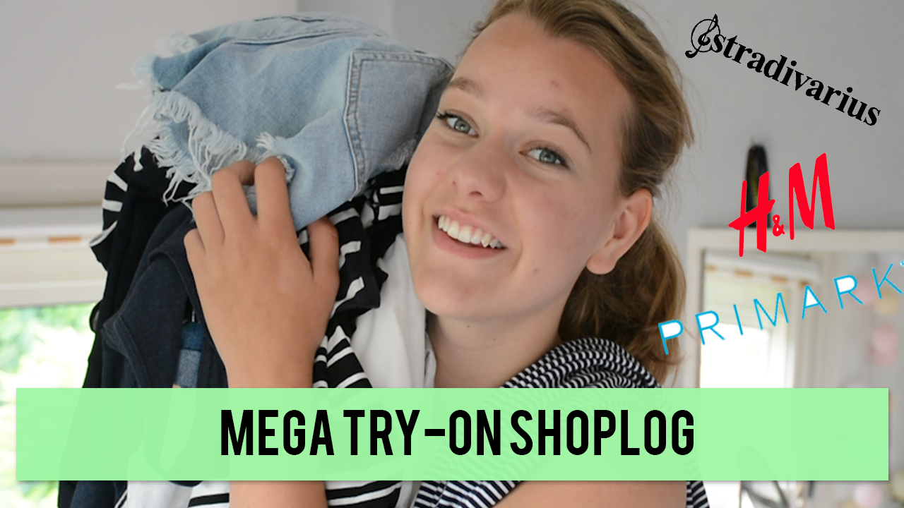 mega try-on shoplog